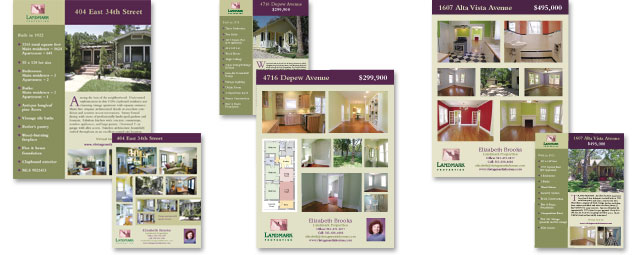 landmark properties brochure