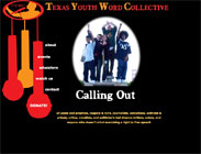 Texas Youth Word Collective TXYWC TYWC non profit website